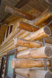 Log Home Royalty Free Stock Photo