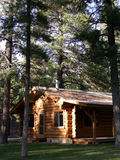 Log Home Royalty Free Stock Photography