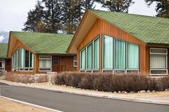 Log Homes Stock Photos