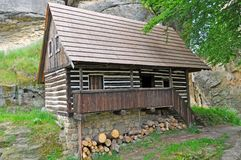 Log House Royalty Free Stock Photography