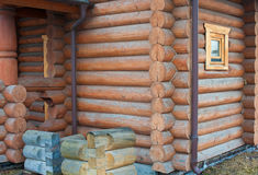 Log house Stock Image