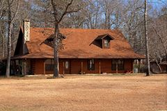 Log House Royalty Free Stock Photos