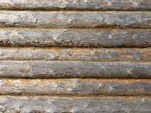 Log house background Stock Photos