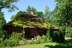 Log house Royalty Free Stock Images