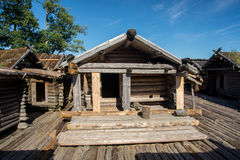 Log house Royalty Free Stock Photo