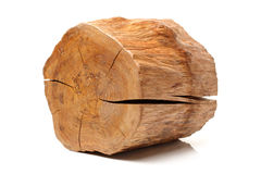 Log. Isolated on a white background Royalty Free Stock Image