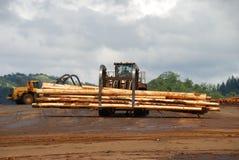 Log Loader Stock Photography