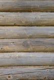 Log murado velho Imagens de Stock