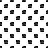 Log pattern vector seamless. Repeating for any web design Royalty Free Stock Photography