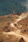 Log Truck Royalty Free Stock Photos