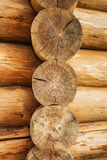 Log wall Royalty Free Stock Photo