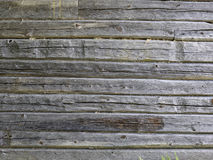Log wall Royalty Free Stock Image