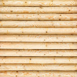 Log wall Royalty Free Stock Images