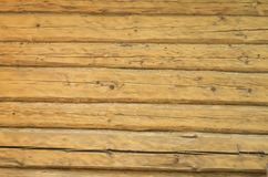 Log wood bllockhouse texture background. Russian wall royalty free stock photo