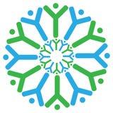 loga ducha drużyna Zdjęcie Stock