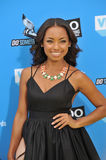 Logan Browning Stock Images