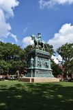 Logan Circle Park in Washington DC Immagine Stock