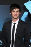 Logan Lerman. Arriving at the Los Angeles Premiere of Avatar Grauman's Chinese Theater Los Angeles, CA December 16, 2009 stock images