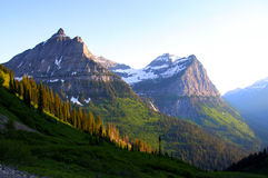 Logan pass Stock Images