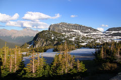 Logan pass Stock Image