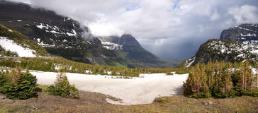 Logan pass Royalty Free Stock Images