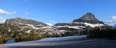 Logan pass Stock Photography