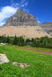 Logan Pass - Glacier National Park Royalty Free Stock Images