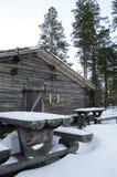 logarithme naturel de cabine Photographie stock