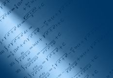 Logarithms Royalty Free Stock Image