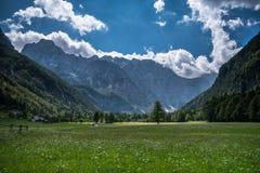 Logarska-dolina Lizenzfreie Stockbilder