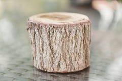 Logboek, stuk van hout stock afbeeldingen