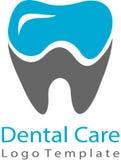 LogD de soins dentaires et de calibre illustration libre de droits