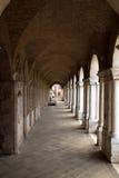 Loge av basilikapalladianaen i Vicenza, Italien Royaltyfria Foton