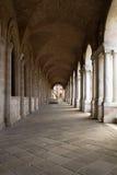 Loge av basilikapalladianaen i Vicenza, Italien Arkivbild