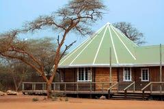 Loge de safari Photos libres de droits