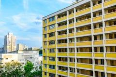 Logement ayant beaucoup d'étages Photo libre de droits