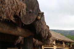 Logement de Vikings Photo libre de droits