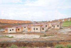 Logement social en Afrique Image stock