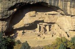 Logements chez Mesa Verde National Park, le Colorado Photos libres de droits