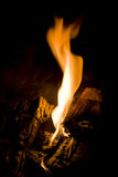 Logfire Stock Photography