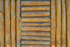 Loggar textura Royaltyfri Bild