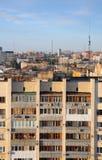 Logge dei balconi di Windows Fotografie Stock Libere da Diritti
