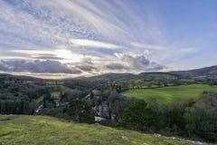 Loggerheads het Park van het Noord- land Wales Royalty-vrije Stock Afbeelding