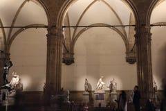 Loggia dei Lanzi, Florence Royalty Free Stock Photos