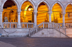 Loggia del Lionello, Udine Royalty Free Stock Photos