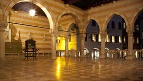 Loggia del Lionello, Udine Royalty Free Stock Image