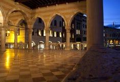 Loggia del Lionello, Udine Fotografia Stock Libera da Diritti