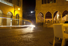 Loggia del Lionello, Udine Stock Photos