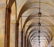 Loggia Of Vasari Royalty Free Stock Photography