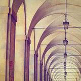 Loggia Royalty Free Stock Photography